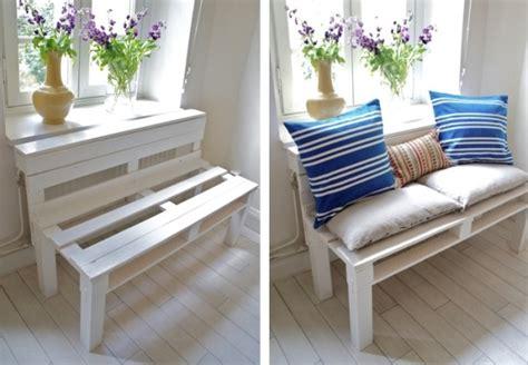 faire un canapé avec des palettes meubles en palettes de bois comment faire un bon canapé