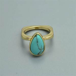bague fantaisie turquoise the trendy store With bague fantaisie