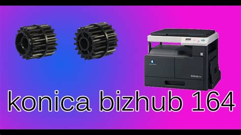 The new home for your favorites. Driver For Printer Konica Minolta Bizhub 164 Download