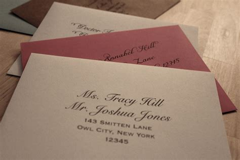 HD wallpapers addressing families on wedding invitations