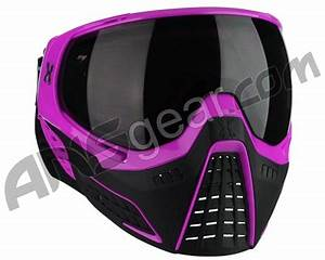 HK Army KLR Paintball Mask Neon Pink