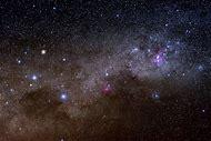 Night Sky Southern Cross