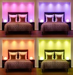 Led Lamps Philips by How To Optimize Your Home Lighting Design Based On Color
