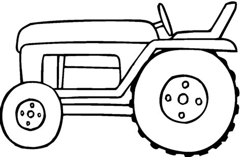 tractor template to print 25 best tractor coloring pages to print