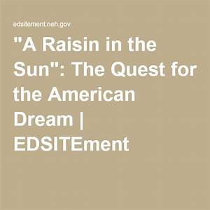 12 Best Images About A Raisin In The Sun On Pinterest