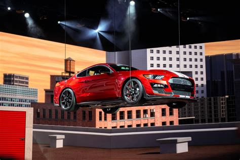 2019 Detroit Auto Show In Pictures