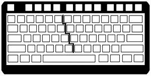 fedei kim technology resource teacher blank keyboard With blank keyboard template printable
