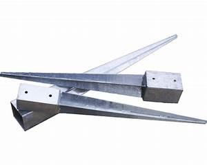 Erdanker Für Holzpfosten : einschlagbodenh lse 91 x 91 x 750 mm mit befestigungsset bei hornbach kaufen ~ Whattoseeinmadrid.com Haus und Dekorationen