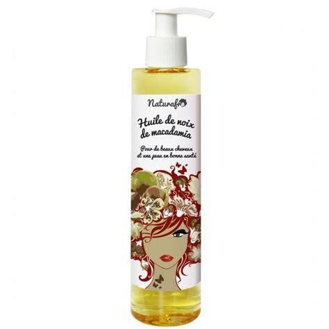 huile macadamia cuisine huile de macadamia cheveux visage 4 45 les 100 ml