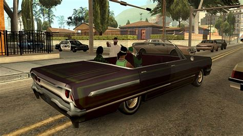 San Andreas Makes A Surprise Debut On
