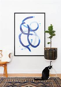 Eye catchy diy large scale wall art pieces shelterness