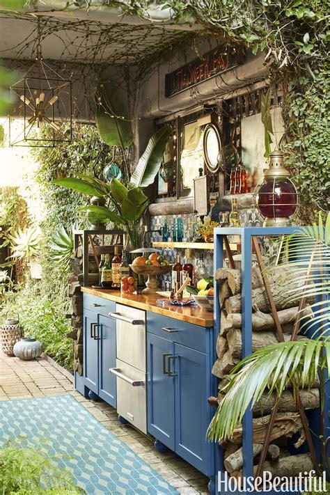 kitchen outdoor design 20 outdoor kitchen design ideas and pictures 2387