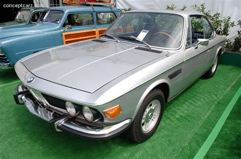 1972 Bmw 3.0 Cs Image. Chassis Number 2240016. Photo 53 Of 53