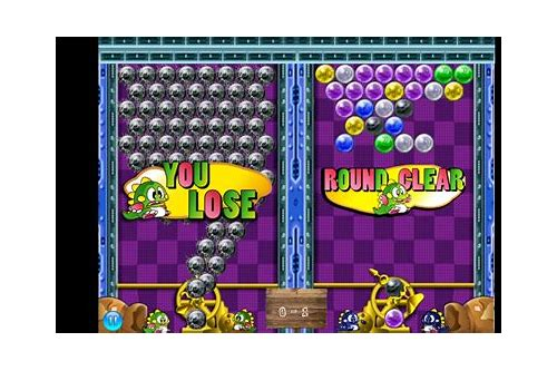 puzzle bobble game free download for computer