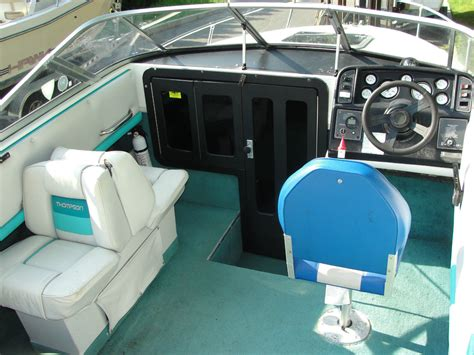 20 Ft Cuddy Cabin Boat by Thompson 20 Ft Carrara Cuddy Cabin 1992 For Sale For 1