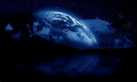 nature month blue moon  image  pixabay