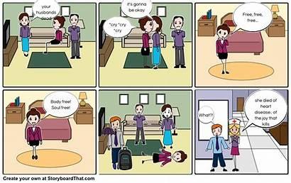 Comic Strip Story Hour Classroom Based Strips