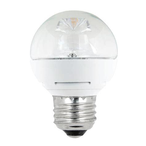 ecosmart light bulbs ecosmart 60w equivalent soft white g16 5 medium base