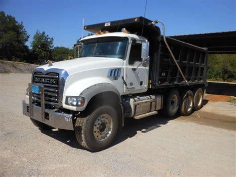 mack dump truck 2015 mack gu713 dump truck for sale montgomery al