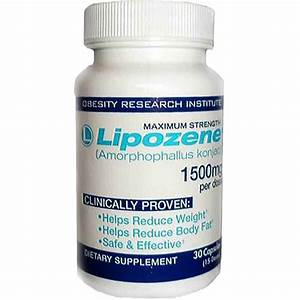 Lipozene Side Effects Review