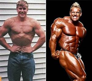 19 Amazing Before  U0026 After Bodybuilding Transformations