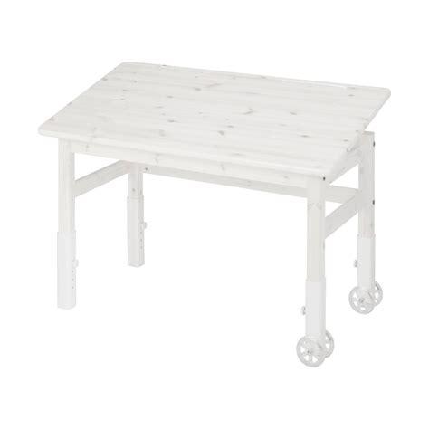 bureau flexa bedleestafel wit able2 in de aanbieding kopen