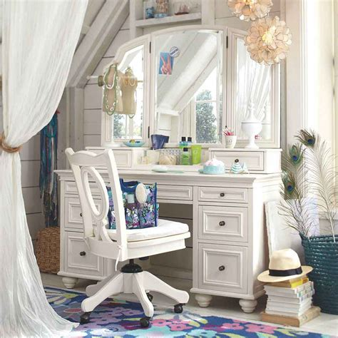 pottery barn makeup vanity 6 makeup tables for your interior