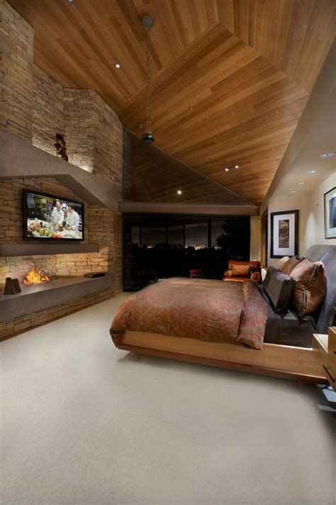 Bedroom Design Ideas With Fireplace by 33 Bedroom Fireplace Design Ideas Decoholic