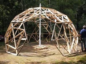 Fabriquer Une Serre En Bois : serre de jardin en bois domes yurts tents serre ~ Melissatoandfro.com Idées de Décoration