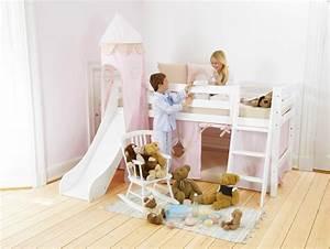 Lit En Hauteur Enfant : tous les conseils pour choisir son lit mi hauteur enfant ~ Melissatoandfro.com Idées de Décoration