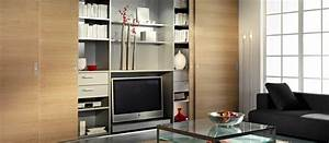 Bilder Für Das Wohnzimmer : wohnzimmer mit schiebet ren von und mit inova gestalten ~ Michelbontemps.com Haus und Dekorationen