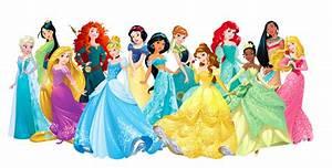 Crazyruby images 13 Princesses 2015 redesign disney ...