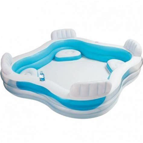 siege de piscine gonflable piscine gonflable 4 sieges