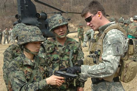 army special forces partnering  prevent shape win ausa