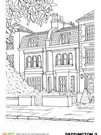 Maison Japonaise Dessin : coloriage maison sur ~ Melissatoandfro.com Idées de Décoration