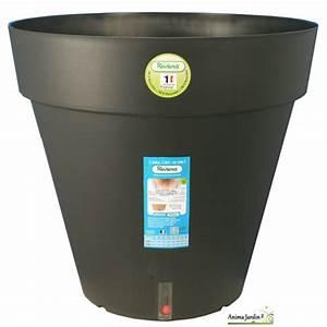 Bac Reserve D Eau : bac r serve d eau rond 59cm loft riviera bac plantes pas cher ~ Melissatoandfro.com Idées de Décoration