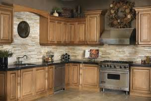 rock kitchen backsplash kitchen backsplash with home design ideas