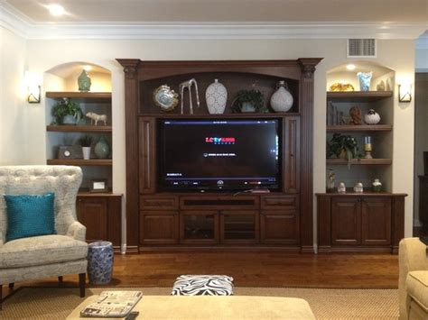 entertainment centers  wall units