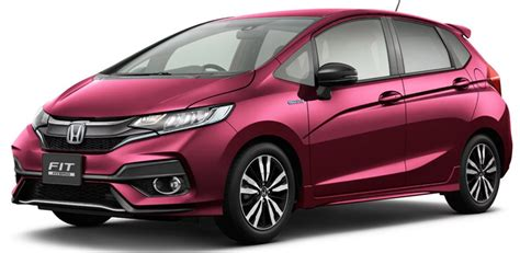 Honda Fit Hybrid 2020 2020 honda fit hybrid specifications price specs 2019
