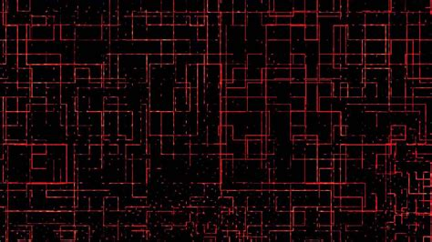 Cyber Background Cyber Abstract Square Texture 3 Background Animation