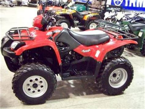 2007 Suzuki Vinson 500 by 2007 Suzuki Vinson 174 500 4x4 Auto For Sale Used Atv