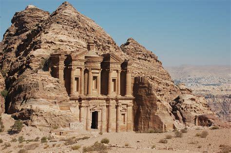 Petra In Jordan A Fantasy City