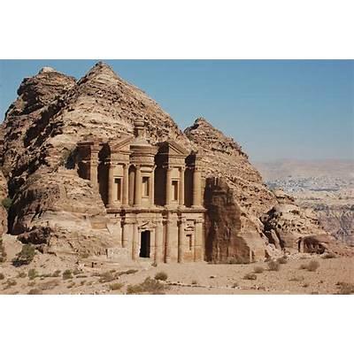 Petra in Jordan a fantasy cityResesidan.se