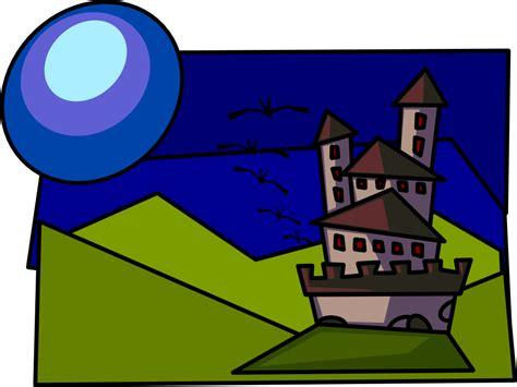 onlinelabels clip art castle