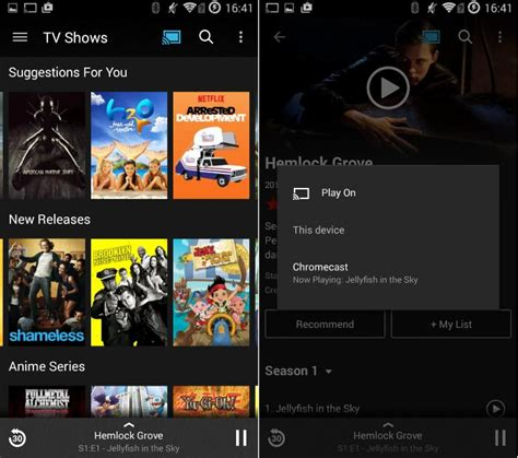 connect iphone to chromecast the best way to netflix on your big screen tv pc