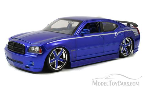 dodge charger srt candy purple jada toys lopro