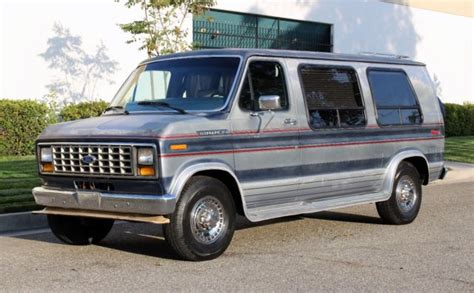 old car owners manuals 1987 ford e series navigation system 1987 ford econoline conversion van one owner 7 5 liter 3 4 ton runs a classic 1987 ford