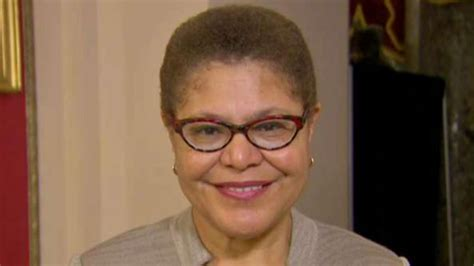 Democrat Karen Bass says she's open to impeach Trump again ...