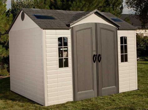 10 x 10 resin shed plastic sheds 10 x 8 quality plastic sheds