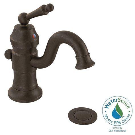 moen weymouth 2 handle wall mount high arc bathroom faucet